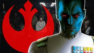 What if Thrawn Joined the Rebel Alliance? | Star Wars Legends