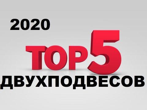 ТОП 5 брендов двухподвесов в 2020 году - обзор от ШУМа и Veloline