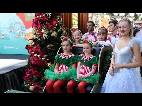 Christmas 2016 - LIVE in Brisbane