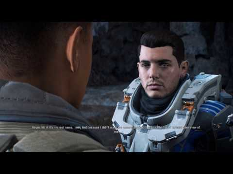 Kadara High Noon - Both Solutions - Sloane vs Reyes Vidal - Mass Effect Andromeda