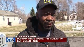 Video Durham primary suspect in murder of Sgt. Collin Rose download MP3, 3GP, MP4, WEBM, AVI, FLV Agustus 2017
