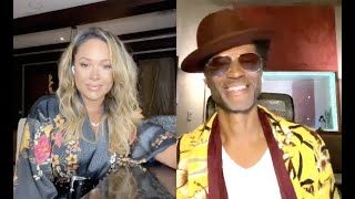 Tamia & Eric Benet - Spend My Life With You (Live From Home)