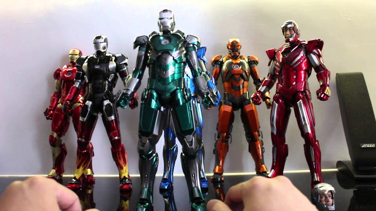 Iron Man Mark 31 | www.pixshark.com - Images Galleries ...