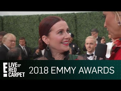 Megan Mullally Not Nervous Over