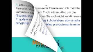 Lekcja 10 - język niemiecki darmowy kurs języka niemieckiego Medcare24