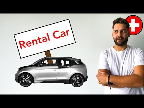 Should you RENT A CAR in Switzerland? | Driving in Switzerland