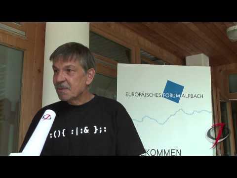 Interview mit Erich Moechel: Schutz der Informationen