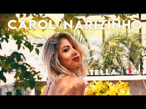 UM DIA DE FOTOS COM CAROL NARIZINHO