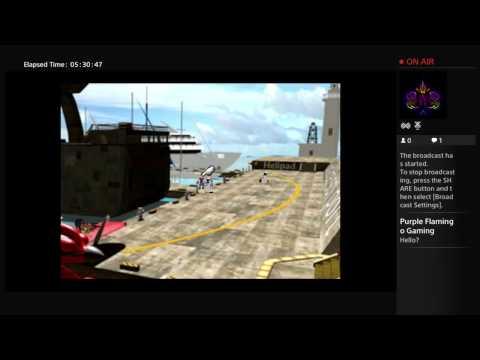 FF7 PS4 port playthrough - 1st run