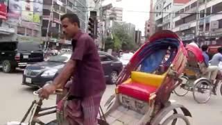Dhaka city. Bangladesh