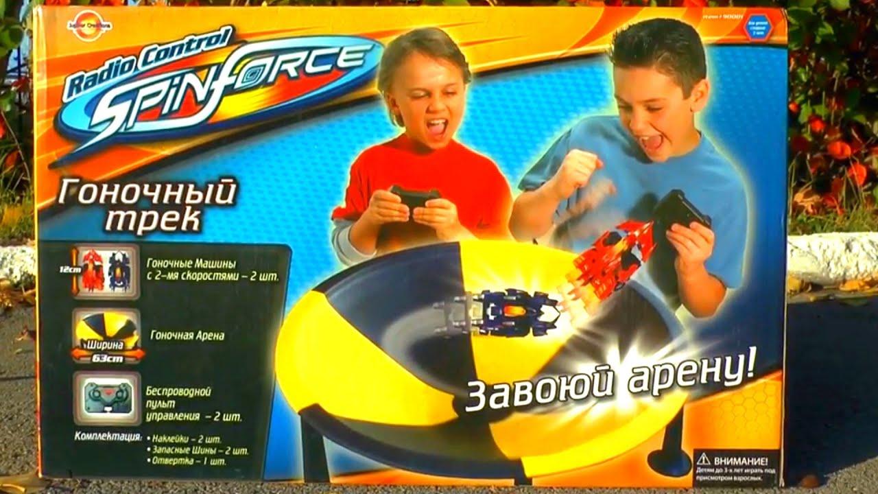 Машинки и Гоночный Трек Игрушки для Мальчиков Видео для Детей