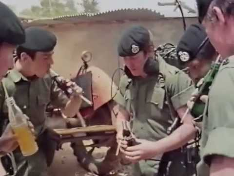 The Regiment 1st Battalion Royal Green Jackets. - YouTube