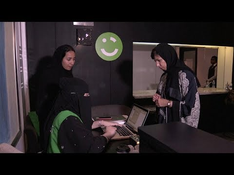 Saudi Arabia's next revolution: female taxi drivers