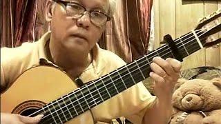 Lời Tình Buồn (Vũ Thành An - thơ: Chu Trầm Uyên Minh) - Guitar Cover by Hoàng Bảo Tuấn