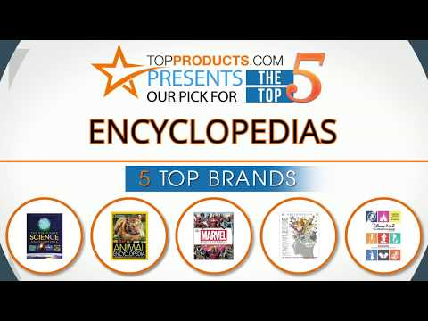 Best Encyclopedia Reviews – How To Choose The Best Encyclopedia