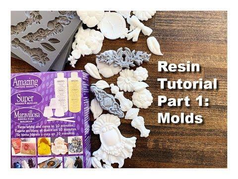Resin Tutorial Part 1: Molds