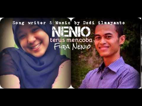 Fiqa Nenio-Terus mencoba