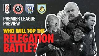 The premier league relegation battle heats up   2021