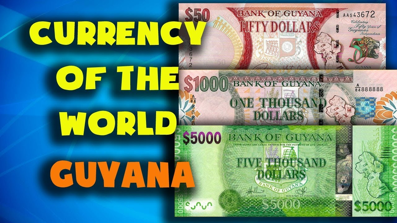 Guyana Guyanese Dollar Exchange Rates