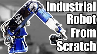 Building a 7 Axis Robot from Scratch #089