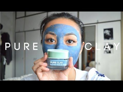 L'Oreal Paris Blemish Face Mask Review