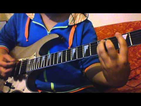 Heirs OST 2Young Serendipity Guitar Cover w/Solo