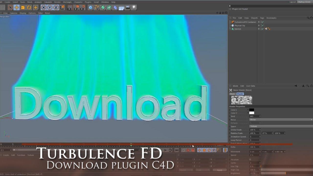 Plugin Turbulence FD - Download