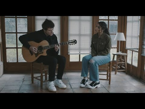 download Alec Benjamin - Let Me Down Slowly (feat. Alessia Cara) [Acoustic Video]