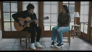 Alec Benjamin - Let Me Down Slowly (feat. Alessia Cara) [Acoustic Video]