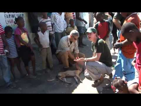Watch Our Team At Work In Haiti
