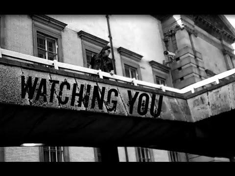 Watching You - James J Turner - Lyric Video