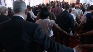 Austinites pray for Charleston church shooting victims