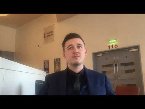 Kyren Wilson interview | world championship media day