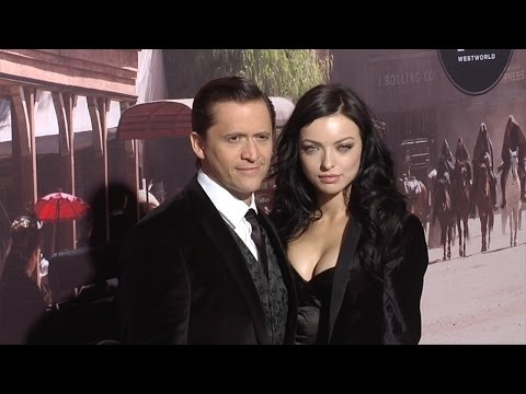 Clifton Collins Jr. & Francesca Eastwood