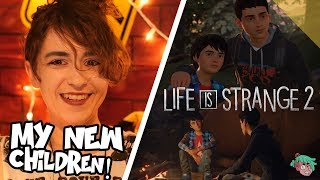 Life is Strange 2 (Reaction & Thoughts) I AM SO READY!
