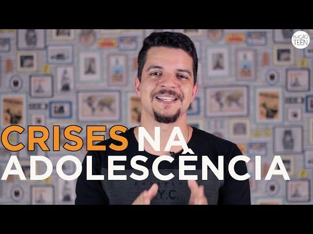 Pastor Carlinhos || Crises na Adolescência, O que Fazer?