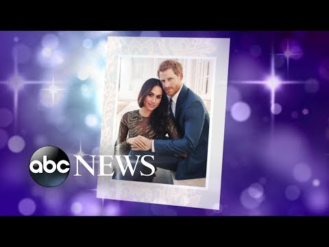 Harry, Markle name bridesmaids and page boys