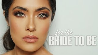 A Very Detailed Bridal Makeup Tutorial | Melissa Alatorre