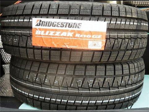 Bridgestone Blizzak Revo Gz купить зимние шины, отзывы, фото и характеристики шин
