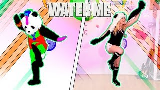 Just Dance 2019 WATER ME Lizzo | Gameplay