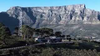 Freightliner Argosy -- Derick Broekhuizen -- Table Mountain