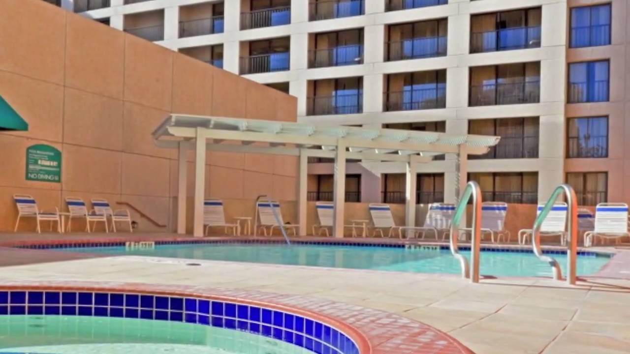Holiday Inn San Antonio-Riverwalk Hotel, Texas (SATRW) - YouTube