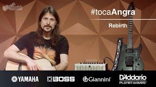 #tocaAngra | Rebirth - Angra (aula de violão)