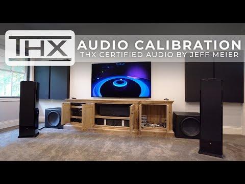 Home Theater THX Audio Calibration