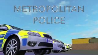 Metropolitan Police ~ Roblox