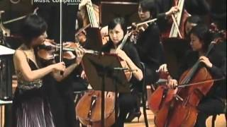 "2009 Seoul International Music Competition ""5th Prize_A-Rah Shin""(3rd Mov)"