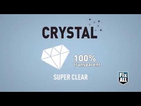 Fix All Crystal Application