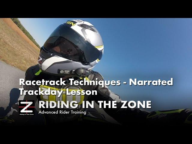 Racetrack Techniques - Narrated