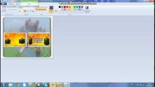 Видео урок по Paint 8