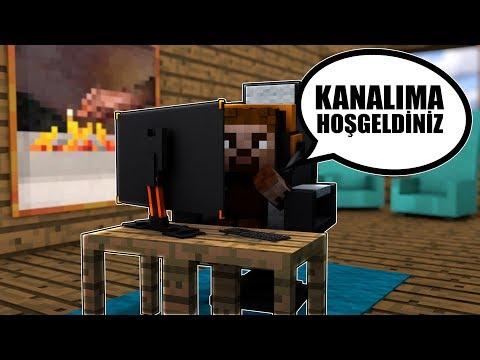 BEBEK FAKİR YOUTUBE VİDEOSU ÇEKİYOR! 😱 - Minecraft